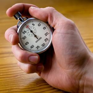 Stopwatch (Courtesy of Flickr user purplemattfish)