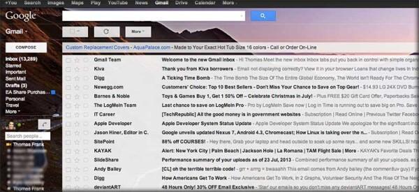 Bad Inbox