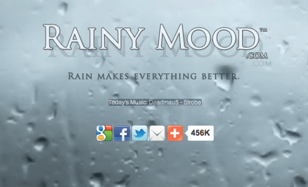 RainyMood is a great site if you like studying with ambient noise.
