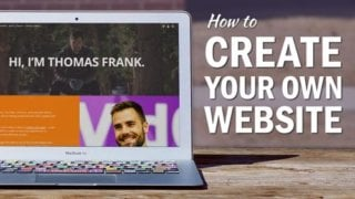 How to Create a Personal Website - 2020