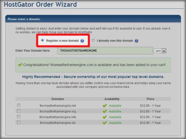 Order Wizard pt 1