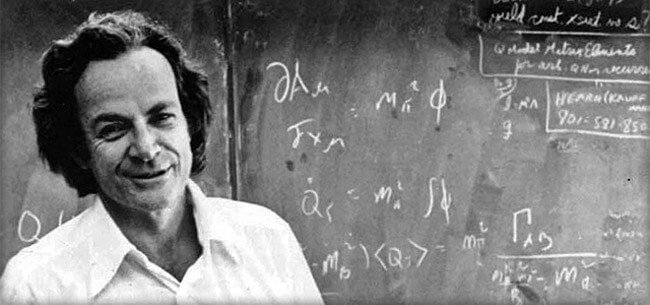 Greatest Professor Of All Time: Richard Feynman