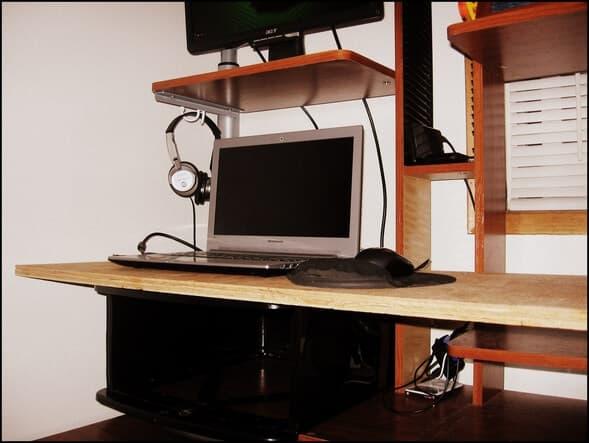 Old Stand Up Setup
