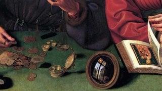 Moneylender and His Wife