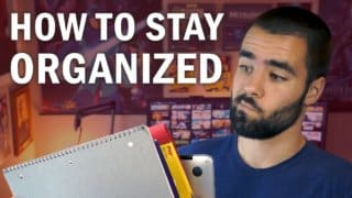 Never Lose an Assignment: My System for Organizing School Files and Notes