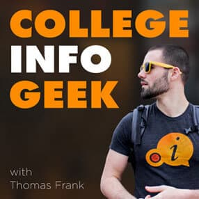 The College Info Geek Podcast with Thomas Frank