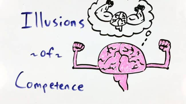 Illusions of Competence