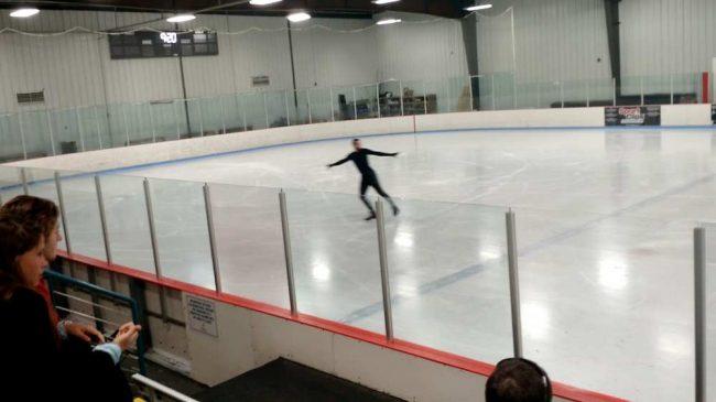 Thomas Frank Figure Skating