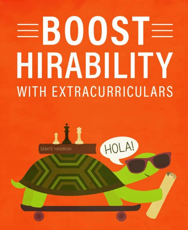How to Boost Your Happiness and Hirability with Extracurriculars