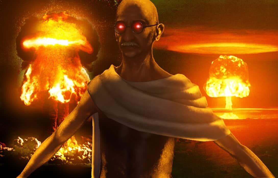 gandhi civilization 6