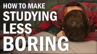 How to Make Studying Fun