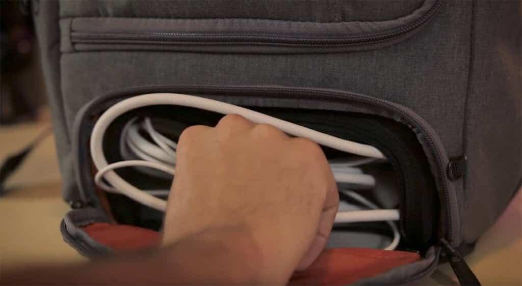 Cord Pocket
