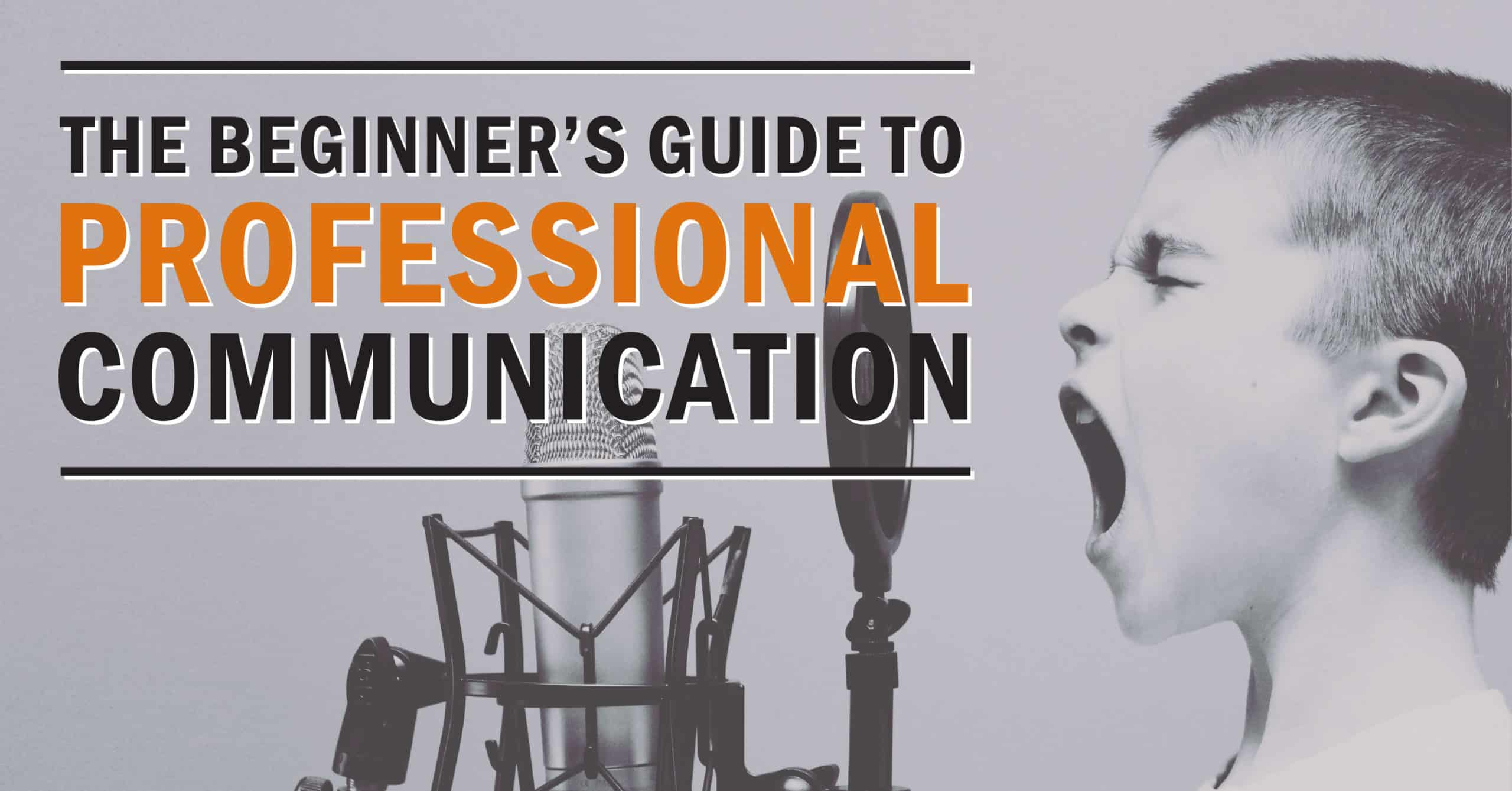 the beginner u0026 39 s guide to professional communication