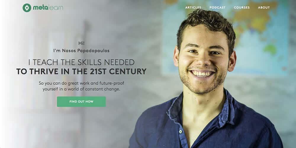 Nasos Papadopoulos' personal website