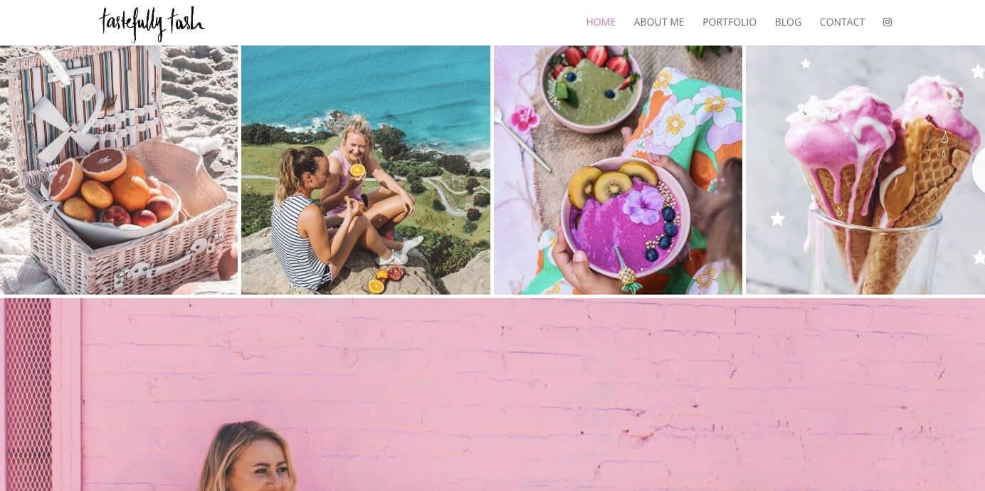 Tasha Mays Website