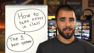 How To Take Notes In College: The 6 Best Systems