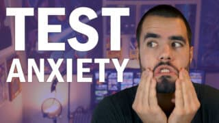 How to Overcome Test Anxiety - 5 Strategies That Work