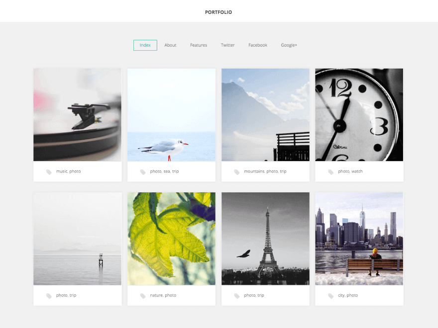 How to Create an Impressive Online Portfolio (with Examples)