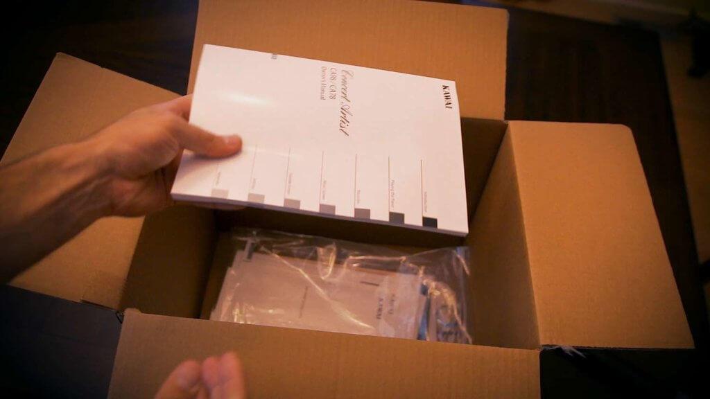 Manuals Box