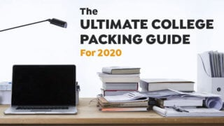 The Ultimate College Packing Guide